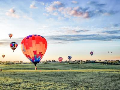 Air Ballon Carnival